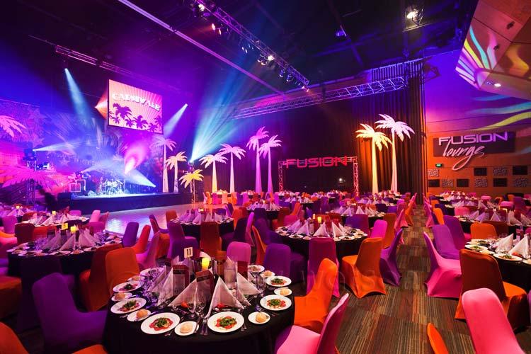 Những lưu ý trong việc thiết kế nội thất sân khấu sự kiện