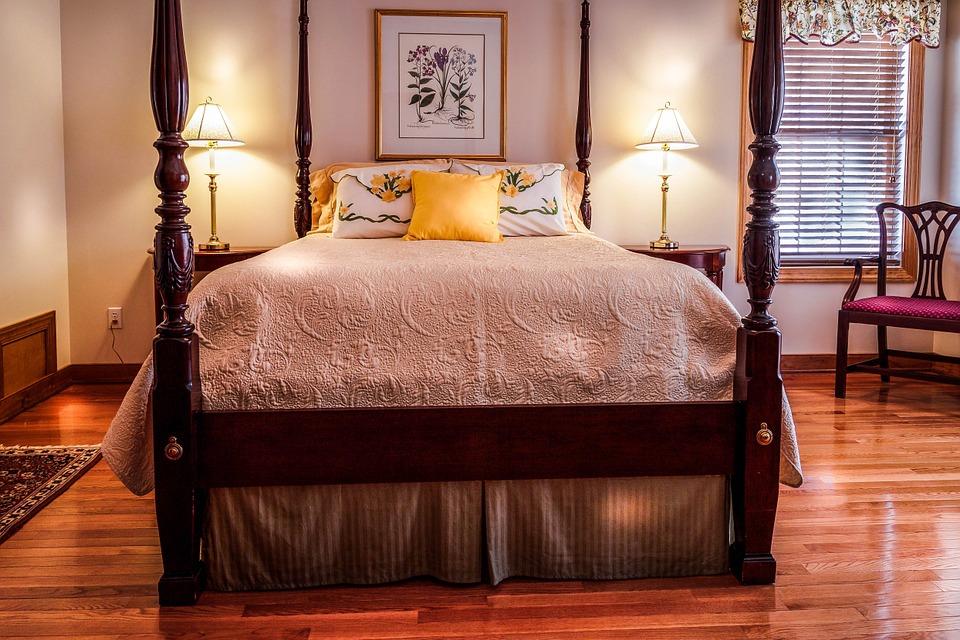 Giường đôi là lựa chọn phổ biến của nhiều gia đình